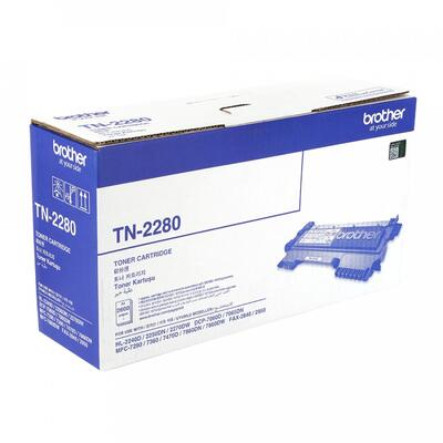 BROTHER - Brother TN-2280 Orjinal Toner DCP-7065, MFC-7360, HL-2250, Fax-2840
