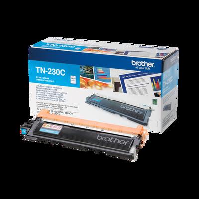 BROTHER - Brother TN-230C Mavi Orjinal Toner - HL-3040CN / HL-3070CW / DCP-9010CN