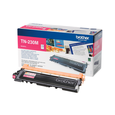BROTHER - Brother TN-230M Kırmızı Orjinal Toner - HL-3040CN / HL-3070CW / DCP-9010CN