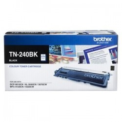 BROTHER - BROTHER TN-240BK SİYAH ORJİNAL TONER MFC-9120 / 9320 / HL-3070