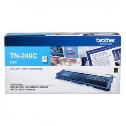 BROTHER - BROTHER TN-240C MAVİ ORJİNAL TONER MFC-9120 / 9320 / HL-3070