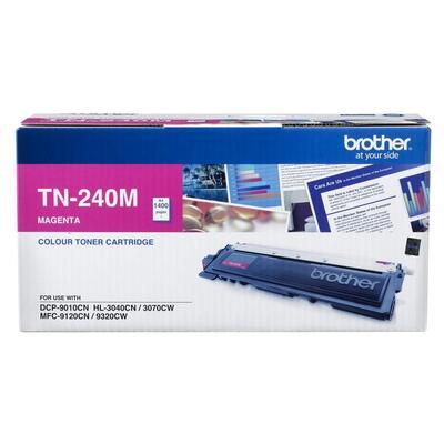 BROTHER - Brother TN-240M Kırmızı Orjinal Toner - MFC-9120 / HL-3070