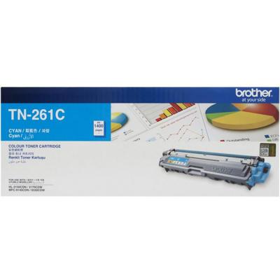 BROTHER - Brother TN-261C MAVİ ORJİNAL TONER HL-3150 / HL-3170