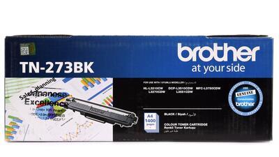 BROTHER - Brother TN-273BK Siyah Orjinal Toner - HL-L3270CDW / DCP-L3551CDW / MFC-L3750CDW