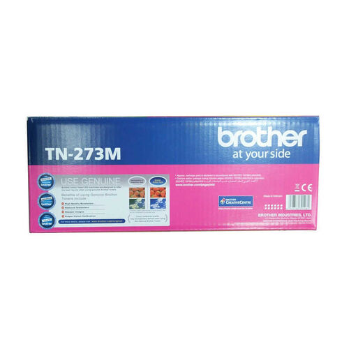 Brother TN-273M Kırmızı Orjinal Toner - HL-L3270CDW / DCP-L3551CDW / MFC-L3750CDW