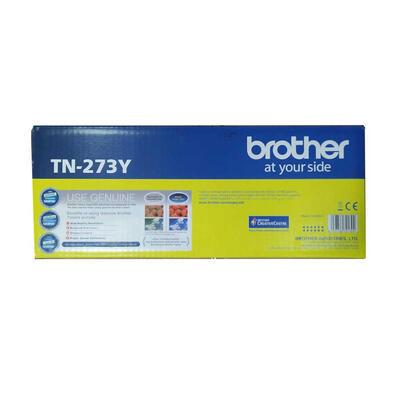BROTHER - Brother TN-273Y Sarı Orjinal Toner - HL-L3270CDW / DCP-L3551CDW / MFC-L3750CDW