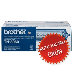 BROTHER - BROTHER TN-3060 HL-5140 ORJİNAL SİYAH TONER (B)