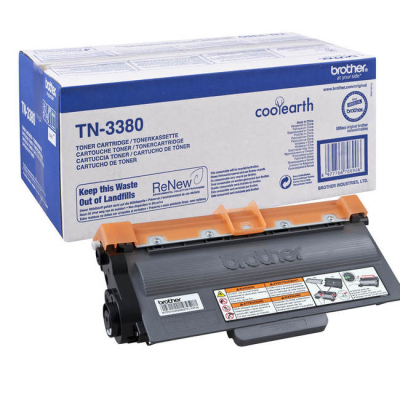 BROTHER - BROTHER TN-3380 ORJİNAL TONER HL-5440 / HL-5450 / HL-6180