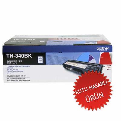 BROTHER - Brother TN-340BK Siyah Orjinal Toner MFC-9970CDW (C)