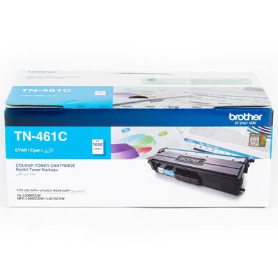 Brother TN-461C Mavi Orjinal Toner - MFC-L8690CDW / L8900CDW - Thumbnail