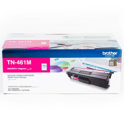 Brother TN-461M Kırmızı Orjinal Toner - MFC-L8690CDW / L8900CDW - Thumbnail