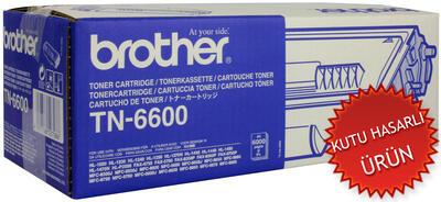 BROTHER - Brother TN-6600 Siyah Orjinal Toner (C)