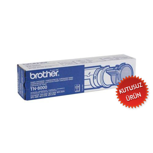 Brother TN-8000 Orjinal Toner MFC-4800/ MFC-9160/ MFC-9030/ MFC-9070 (U)