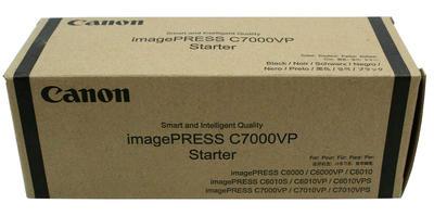 CANON - Canon 0440B001 Siyah Developer ImagePress C6000, C6010, C7000, C7010