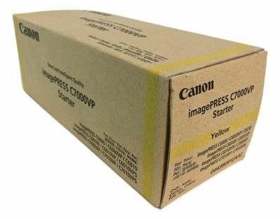 CANON - Canon 0443B001 Sarı Developer ImagePress C6000, C6010, C7000, C7010