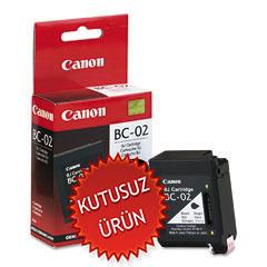 CANON - CANON BC-02 ORJİNAL KARTUŞ (U)