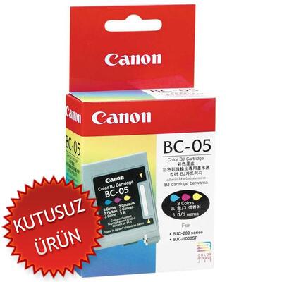 CANON - Canon BC-05 Orjinal Kartuş (U)
