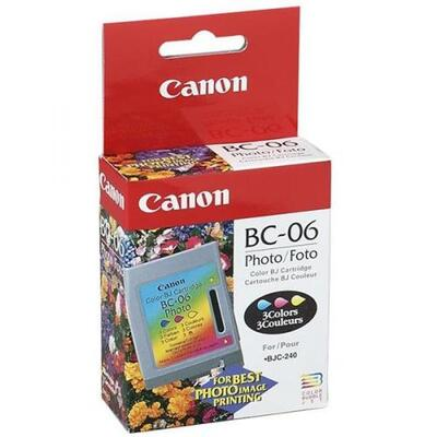 CANON - Canon BC-06 Foto Mürekkep Kartuş - BJC-1000 / BJC-240