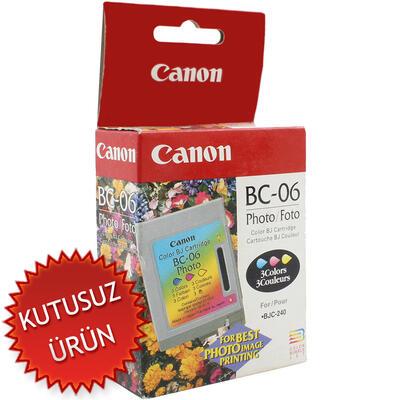 CANON - Canon BC-06 Foto Mürekkep Kartuş (U)