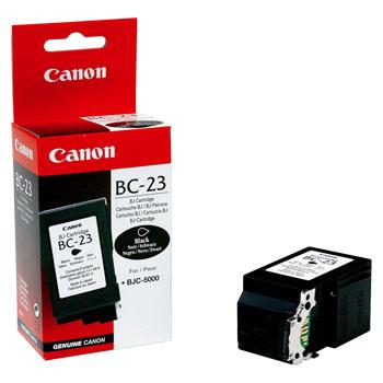 CANON - CANON BC-23 SİYAH ORJİNAL KARTUŞ