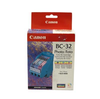 CANON - CANON BC-32 ORJİNAL FOTOĞRAF KARTUŞU BJC-6000