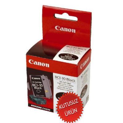 CANON - CANON BCI-10 SİYAH ORJİNAL KARTUŞ (U)