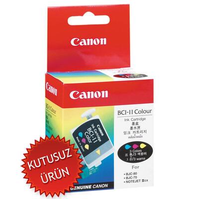 CANON - Canon BCI-11C Renkli Orjinal Kartuş (U)
