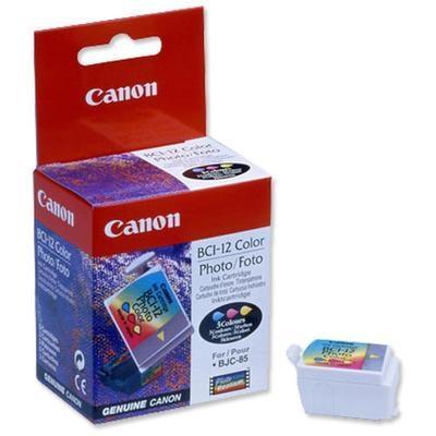 CANON - CANON BCI-12 COLOR ORJİNAL KARTUŞ