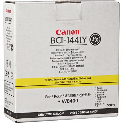 CANON - CANON BCI-1441Y SARI ORJİNAL KARTUŞ - W8400 / W8200PG
