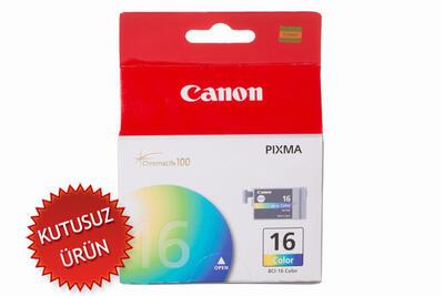 CANON - Canon BCI-16C Renkli Orjinal Kartuş (U)