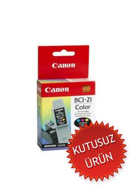 CANON - Canon BCI-21C Renkli Orjinal Mürekkep Kartuş - BJC-2000 / BJC-2100 (U)