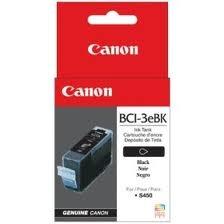 CANON - Canon BCI-3eBK Siyah Orjinal Kartuş - BJC-3000 / i550