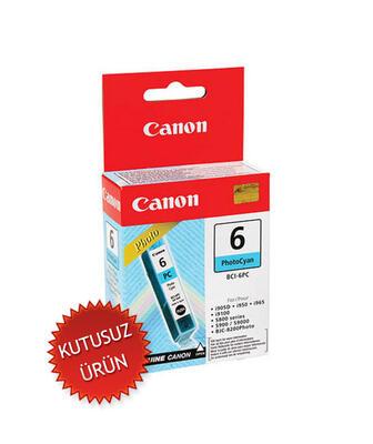 CANON - Canon BCI-6PC Foto Mavi Orjinal Kartuş - BJC-8200 / iP6000D (U)