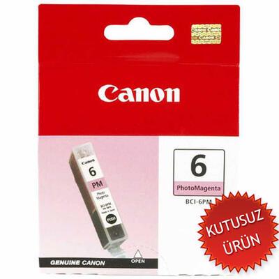 CANON - Canon BCI-6PM Foto Kırmızı Orjinal Kartuş - BJC-8200 / iP6000D (U)