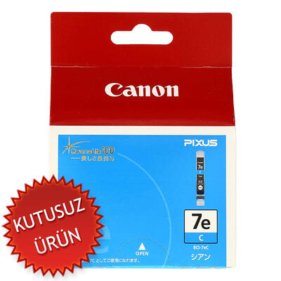 CANON - Canon BCI-7eC Mavi Orjinal Kartuş (U)