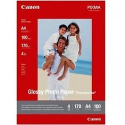 CANON - CANON BJ MEDIA GP-501 Fotoğraf Kağıdı 10x15