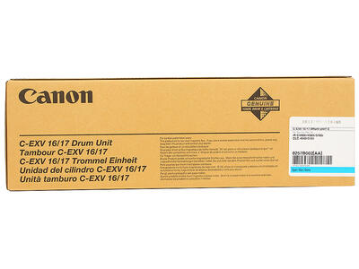 CANON - Canon C-EXV16 / C-EXV17 Mavi Orjinal Drum Ünitesi - CLC-4040 / CLC-5151