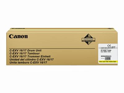 CANON - Canon C-EXV16 / C-EXV17 Sarı Orjinal Drum Ünitesi - CLC-4040 / CLC-5151