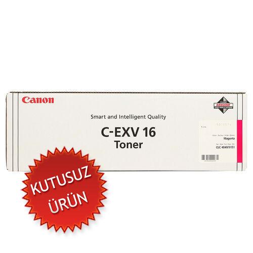 Canon C-EXV16 Kırmızı Orjinal Toner CLC-4040 / CLC-5151 (U)