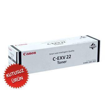 CANON - Canon C-EXV22 ORrjinal Toner IR-5050 / IR-5055 / IR-5065 / IR-5075 (U)
