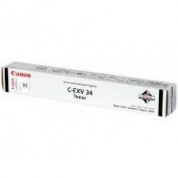 CANON - CANON C-EXV34BK SİYAH ORJİNAL TONER IR-C2020/C2030/C2220