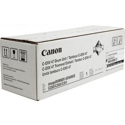 CANON - Canon C-EXV47BK Siyah Orjinal Drum Ünitesi IR-C250,IR-C350 (8520B002AA)