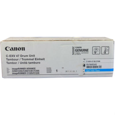 CANON - Canon C-EXV47C Mavi Orjinal Drum Ünitesi IR-C250,IR-C350 (8521B002AA)