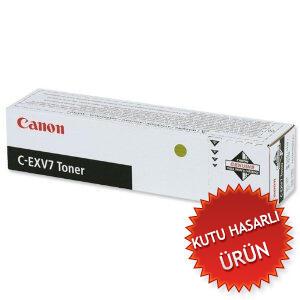 CANON - Canon C-EXV7 Orjinal Fotokopi Toneri - IR1210 / IR1230 (C)