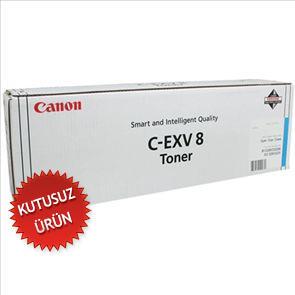 CANON - CANON C-EXV8C Mavi Orjinal Toner - IRC-2620 / IRC-3200 / IRC-3220 (U)