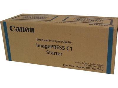 CANON - Canon C1 C1+ 0402B001AA Mavi Starter Orjinal Developer