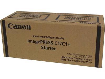 CANON - Canon C1 C1+ 0401B001AA Siyah Starter Orjinal Developer