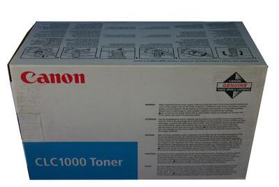 CANON - Canon CLC-1000C Mavi Orjinal Toner - CLC-1110 / 1130 / 1140 / 1160 / 1180