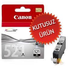 CANON - Canon CLI-521BK Siyah Orjinal Kartuş (U)