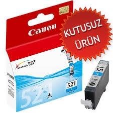 CANON - Canon CLI-521C Mavi Orjinal Kartuş (U)